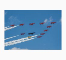Red Arrows 50th Anniversary Formation T-Shirt