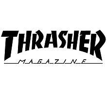 Thrasher Logo by JackDurr