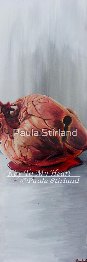 The Key To My Heart by Paula Stirland