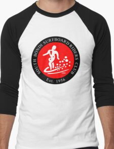 South Bondi Surfboard Riders Club Est. 1956 Men's Baseball ¾ T-Shirt