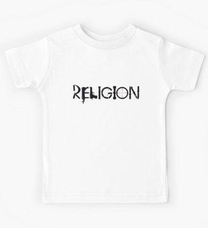 Religion Large Kids Tee