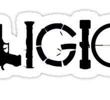 Religion Large Sticker