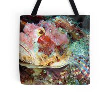 Smallscale Scorpionfish Tote Bag