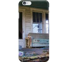 Have A Seat On The Porch iPhone Case/Skin