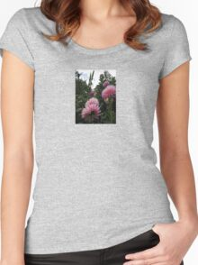 Perfume Of Pinks Women's Fitted Scoop T-Shirt