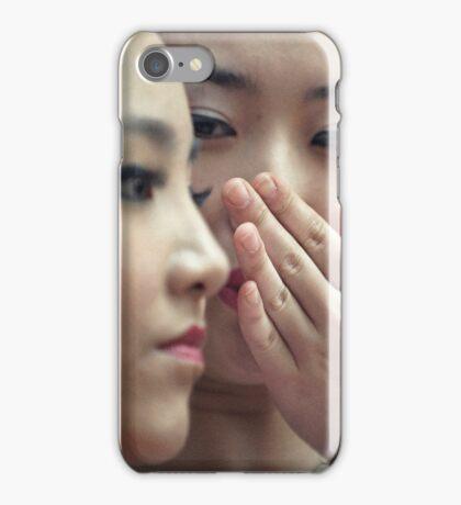 Gossip iPhone Case/Skin