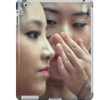 Gossip iPad Case/Skin