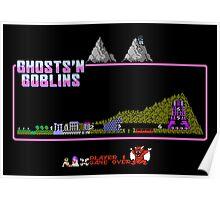 Ghosts n' Goblins Poster
