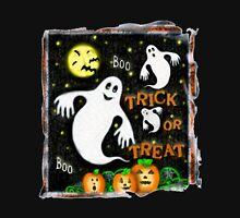 Trick or Treat Halloween Ghosts T-Shirt Unisex T-Shirt