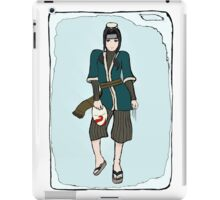 Haku iPad Case/Skin