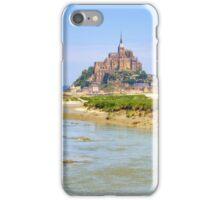 Le Mont-Saint-Michel iPhone Case/Skin