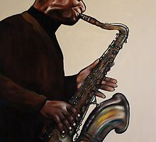 The Jazzman by Midori Furze