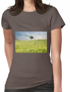 Tuscany Womens Fitted T-Shirt