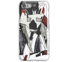 The transformers. iPhone Case/Skin