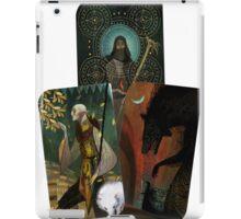 Solas Tarot Card Trilogy iPad Case/Skin