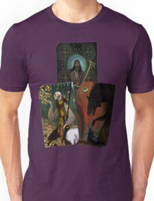 Solas Tarot Card Trilogy Unisex T-Shirt