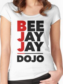 Beejayjaydojo - Original Women's Fitted Scoop T-Shirt