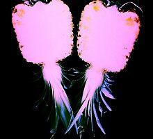 Pink Pineapple - www.lizgarnett.com by Liz Garnett