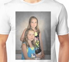Kaitlin and Kristin Unisex T-Shirt