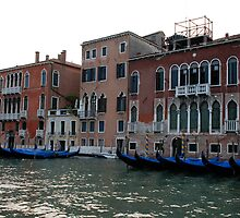 Venice  by Lisa-Maree Collins
