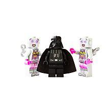 Vader's new ladies Photographic Print