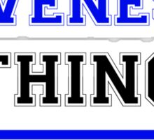 It's an ENVENESIA thing, you wouldn't understand !! Sticker