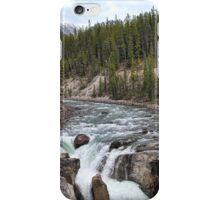 Canada's Sunwapta Falls iPhone Case/Skin