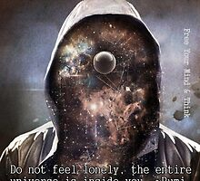universe inside you by Peany