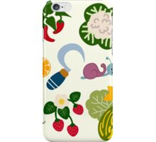 Huerto iPhone Case/Skin