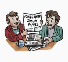 sunday papers by dongpeiyen1000