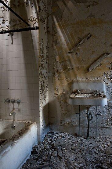 Asylum Sink #1: Male Ward by PolarityPhoto