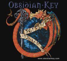 Obsidian Key - SLY Dragon - Epic Style - (Branded) by obsidiankey