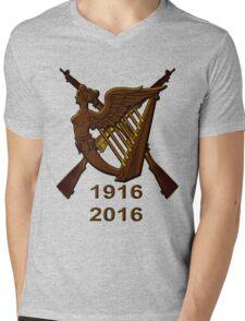 1916 Irish republic 2016  Mens V-Neck T-Shirt