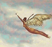 Free Falling by Van Cordle