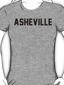 Asheville North Carolina State Flag T-Shirt