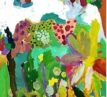 The garden. by Likkka