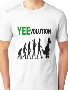 Yeevolution Unisex T-Shirt