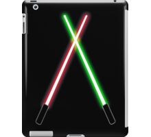 Lightsabers iPad Case/Skin