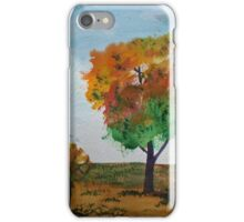Prairie Tree 150203 iPhone Case/Skin