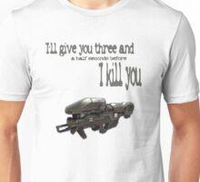 Spartan Laser! Unisex T-Shirt