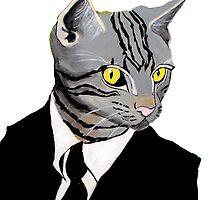 catMAN!!!!!  by aurailieus