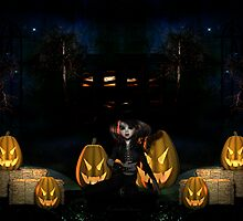 Night Of The Pumpkins by EnchantedDreams