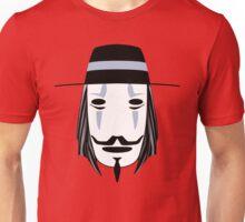 K for Kaonashi Unisex T-Shirt