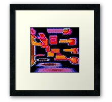 Dimensions-Available As Art Prints-Mugs,Cases,Duvets,T Shirts,Stickers,etc Framed Print