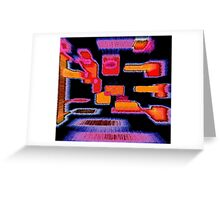 Dimensions-Available As Art Prints-Mugs,Cases,Duvets,T Shirts,Stickers,etc Greeting Card