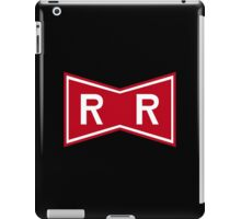 Red Ribbon Army Logo iPad Case/Skin
