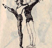 companions practising by cosine