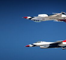 Thunderbirds - Mirror Pass by jonnikray