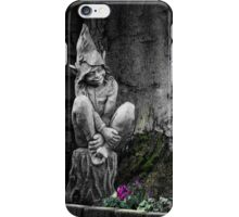 Keeping Watch iPhone Case/Skin