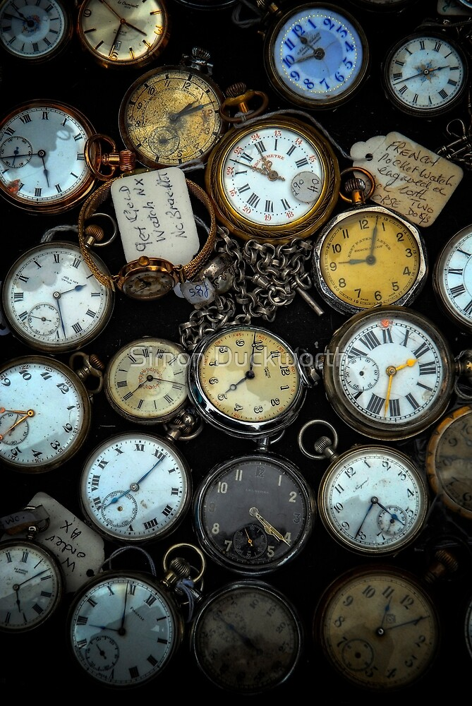 What's the Time by Simon Duckworth